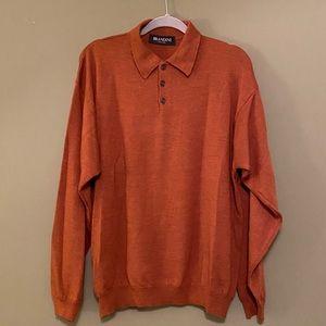 Brandini 100% Pure New Wool Woolmark Sweater XL